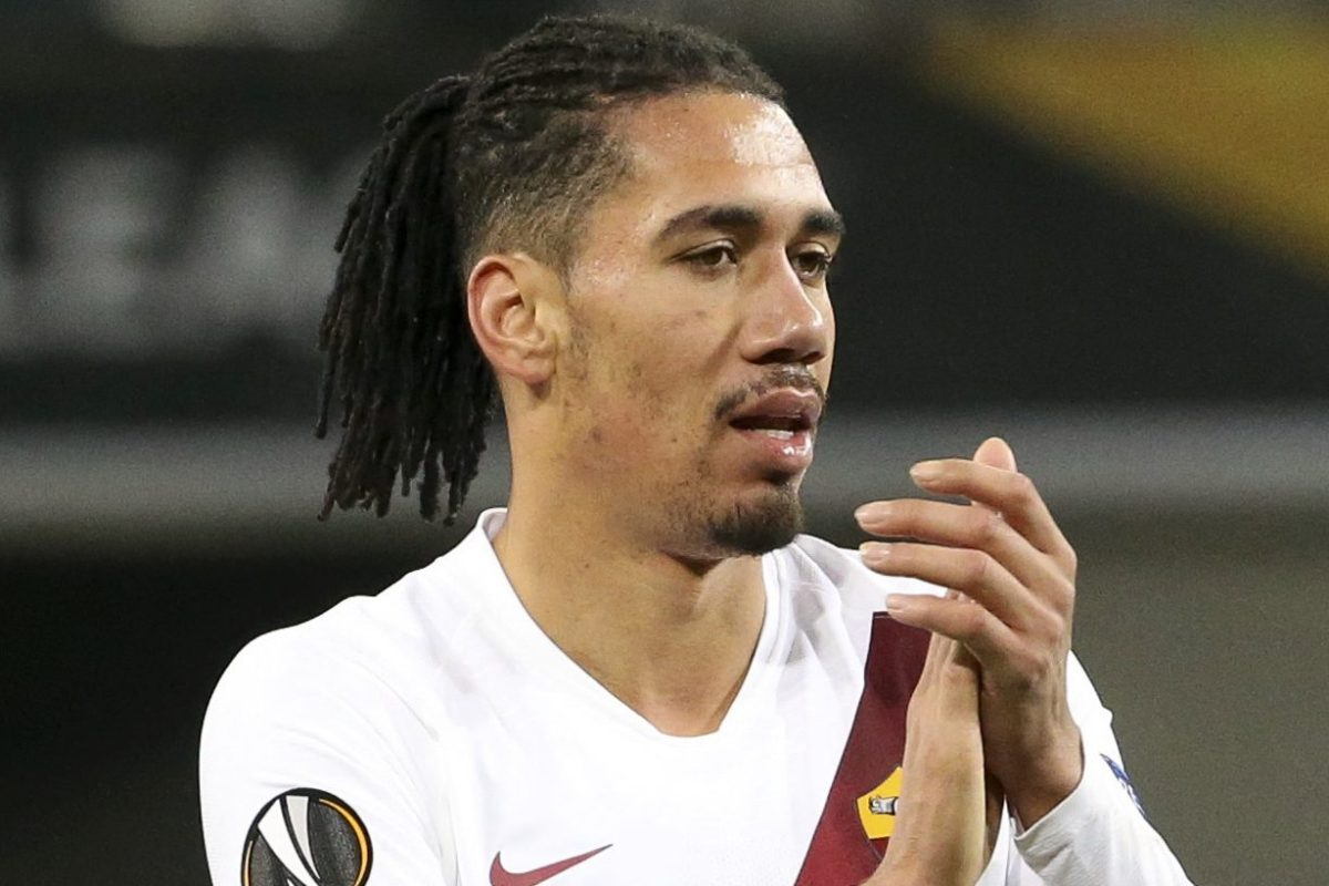 Arsenal blow in race for Chris Smalling as Roma chief says 'it's a pleasure to have him'
