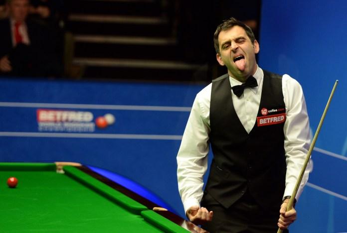 O'Sullivan said his best game was the 2003 European Open triumph over Hendry