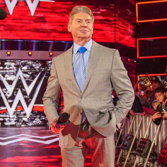 McMahon turned WWE into a global phenomenon
