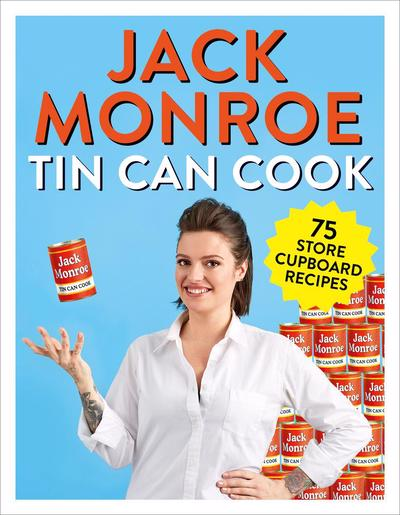 She is the author of Cooking on a Bootstrap and Tin Can Cook
