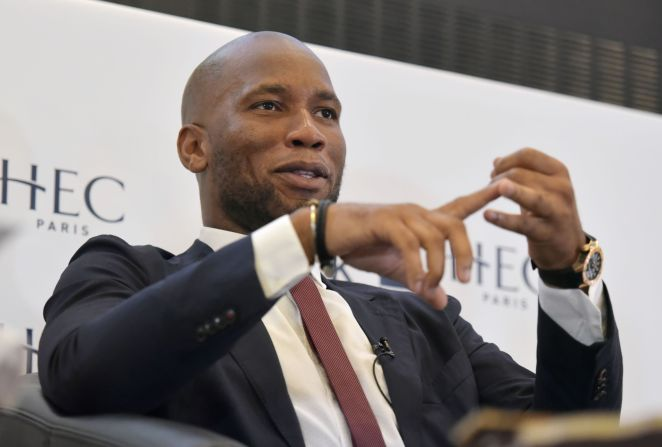 Didier Drogba received no votes from the ex-players in the race for the Ivory Coast FA presidency