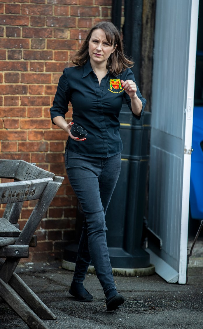 Melissa Spalding, owner of Paul's local, moved in with the star of The Great British Bake Off