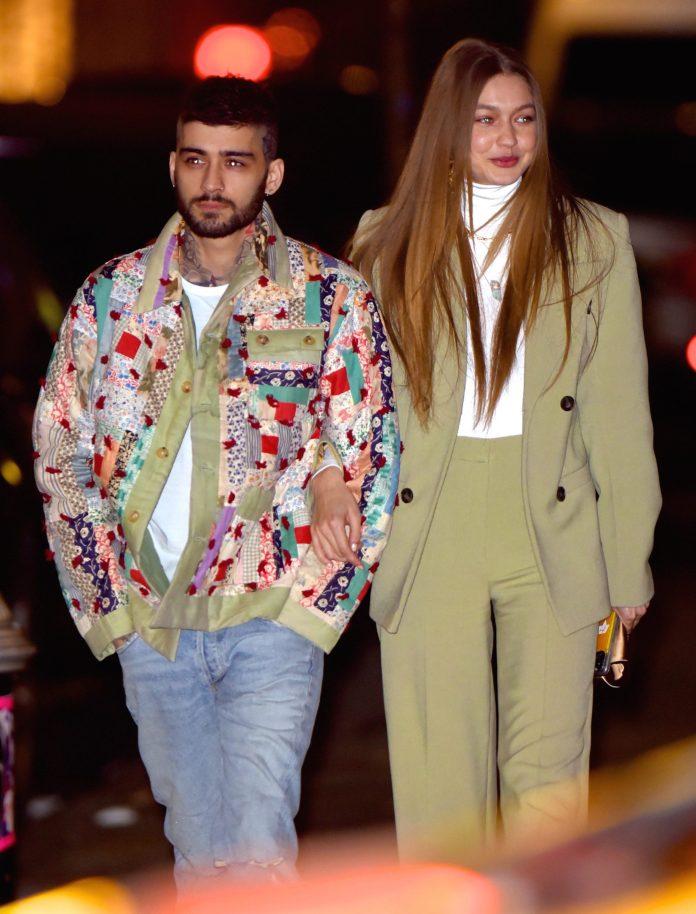 Zayn Malik and Gigi Hadid to have baby together, reports say