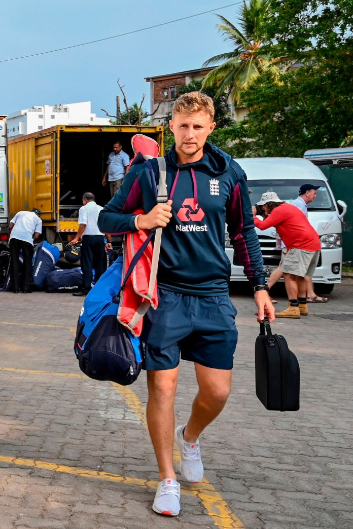 England's Sri Lankan cricket tour was abandoned last month on day two of play due to fears of coronavirus