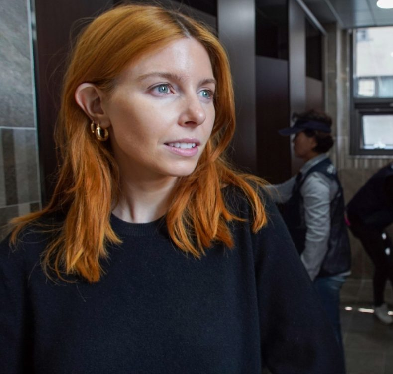 Stacey Dooley presents her series of hard-hitting documentaries