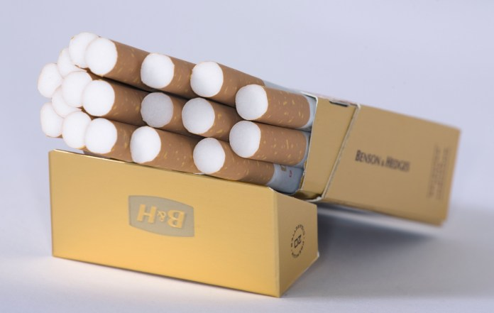BAT, maker of Benson and Hedges, said it could produce up to 3 million doses of vaccine per week by June
