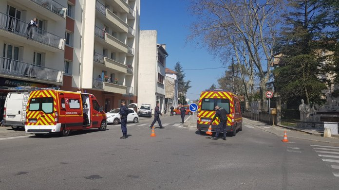 Two people were killed and seven are injured today in Romans-sur-Isère