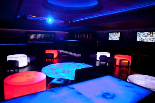 Bin Salman also has his own nightclub, should he wish to entertain guests