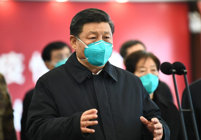President Xi Jinping Has Been Criticized for Managing the Pandemic