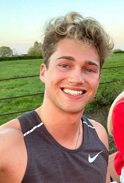 Former dancer Strictly AJ Pritchard has also been criticized for holding a big bonfire at his parents' home in Stoke