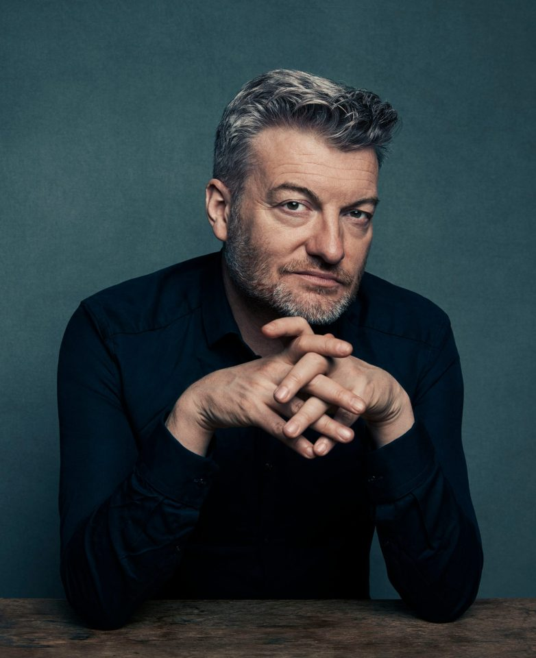 Charlie Brooker returned with a one-off special of Antiwipe