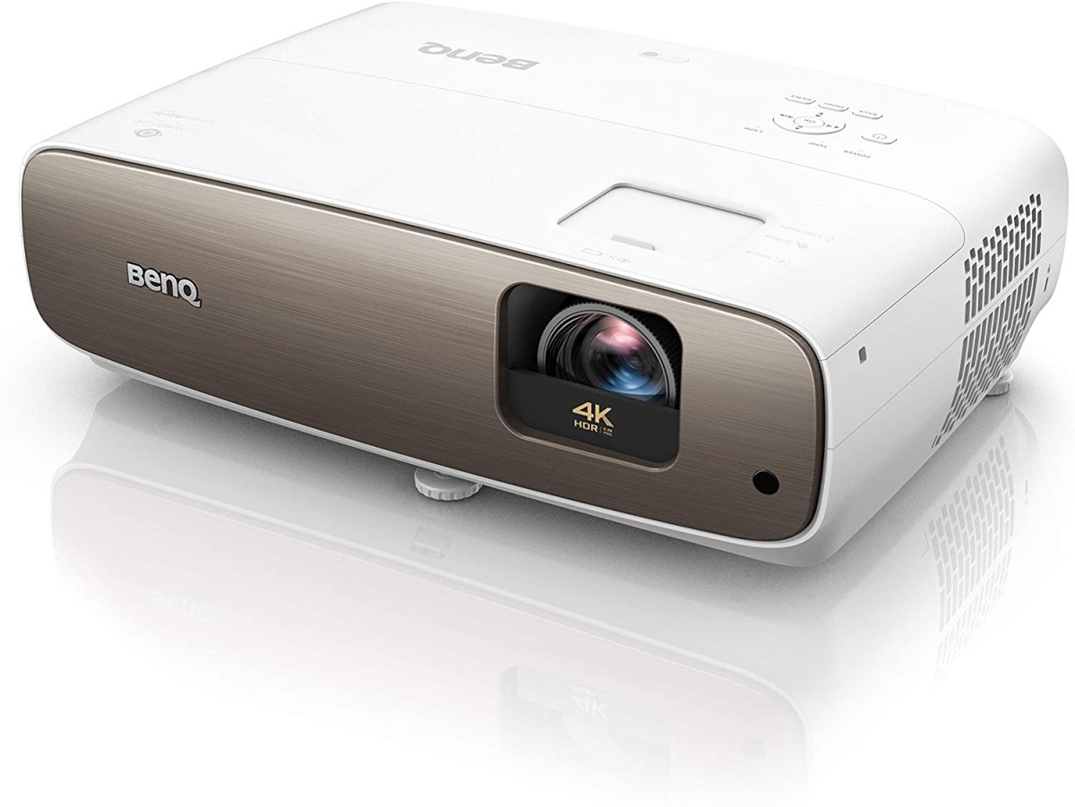 The BenQ W2700 is a compact, quality projector well worth your money