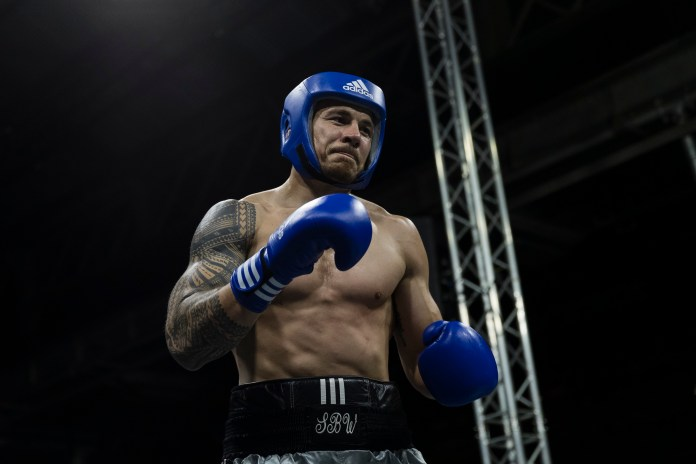 Sonny Bill Williams has an unbeaten record in the boxing ring