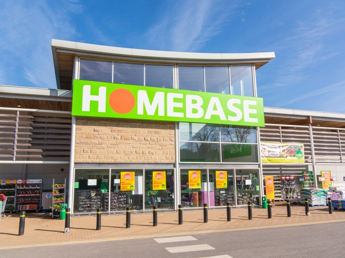 Homebase to reopen 164 UK stores starting tomorrow