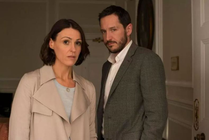 Suranne Jones plays the lead in thrilling drama Doctor Foster
