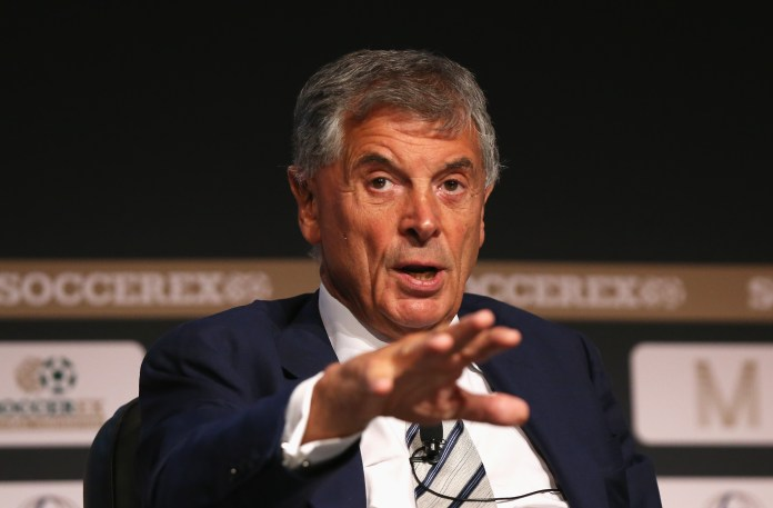 David Dein reckons football should run from February to November next year