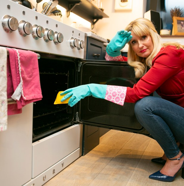 Here are Lynsey's top ten tips for getting your home spick and span