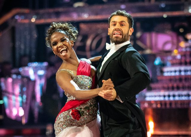 Kelvin Fletcher and Oti Mabuse won the show in 2019
