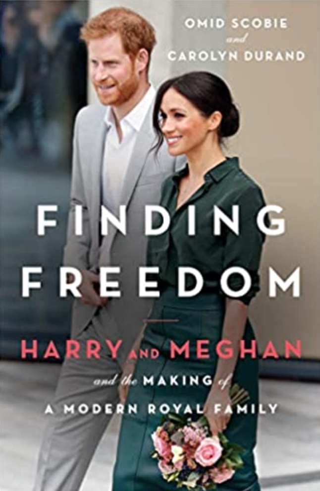 The new biography on Meghan and Prince Harry is called Finding Freedom