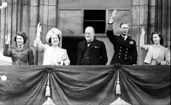 Winston Churchill's famous VE Day speech features this year to mark 75 years of Victory in Europe