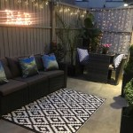 Woman Transforms Tiny Garden Into Stunning Space On A Budget With Bargains From Amazon Aldi B M Ebay The Range