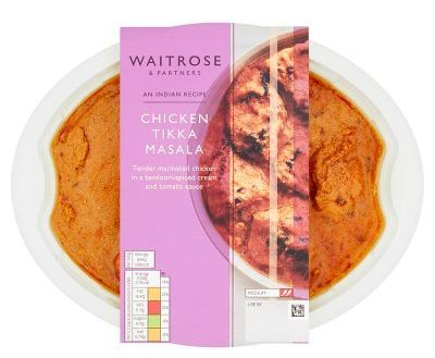 Treat yourself to a Waitrose £10 Indian, Chinese or Asian meal deal