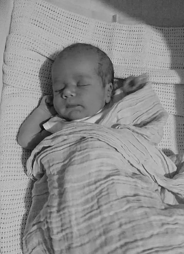Bodhi John was just seven months old when he died