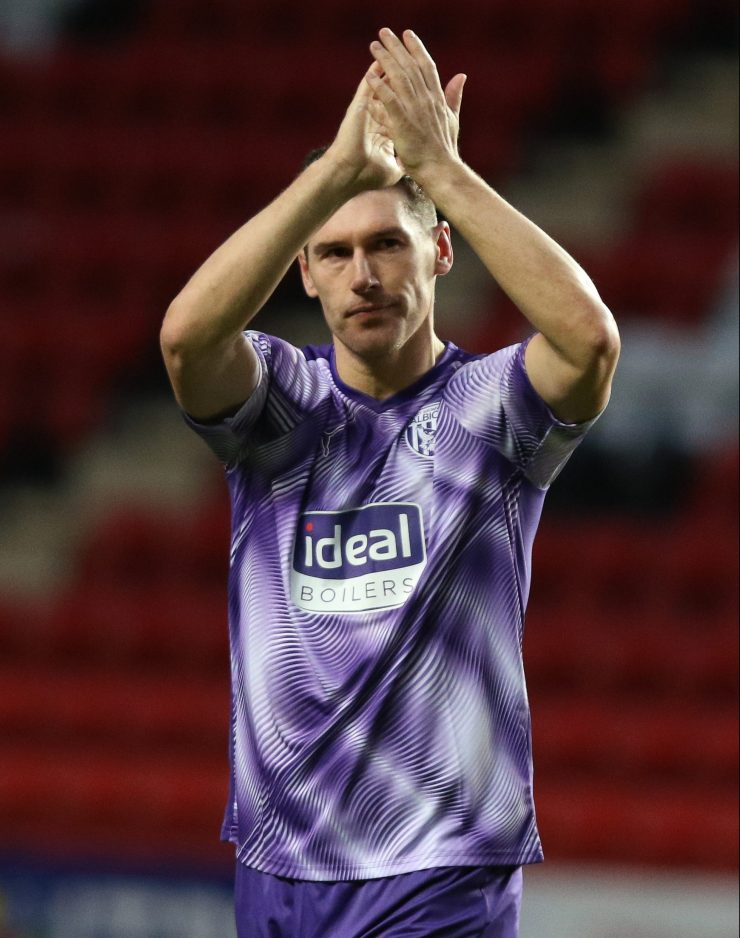Gareth Barry has said he lent the money to his friend and agent Michael Standing, and did not himself invest in Swindon