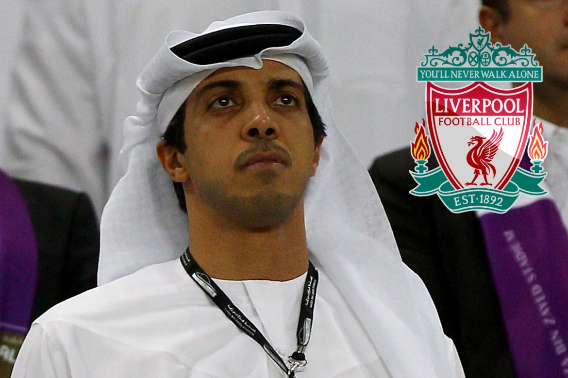 Man City's Sheikh Mansour 'tried and tried' to buy Liverpool but couldn't  deal with 'difficult' owners Hicks & Gillett