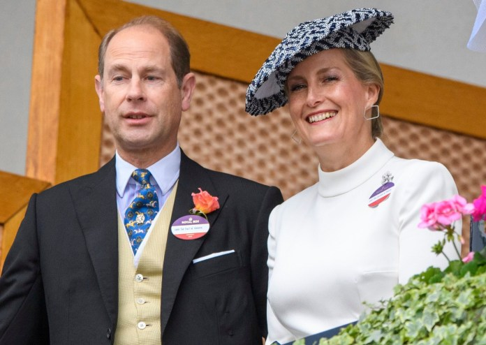 Prince Edward and Sophie Wessex to step up royal duties in absence of Queen