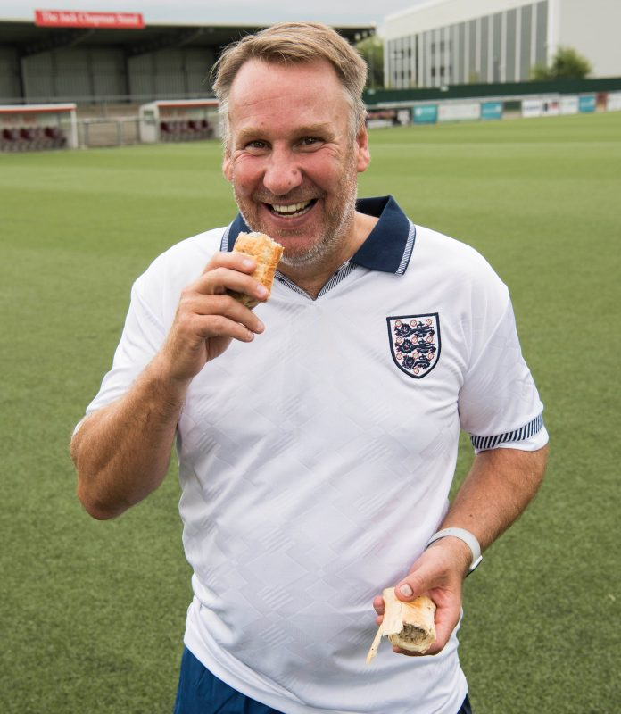 Paul Merson revealed that being part of Harry's Heroes saved his life from the wreckage of alcohol and gambling