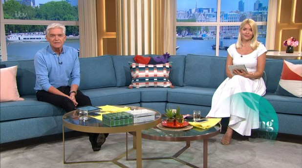 Phil and Lady C didn't see eye to eye on the show