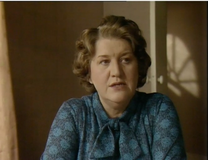 Patricia also starred in Miss Fozzard Finds Her Feet