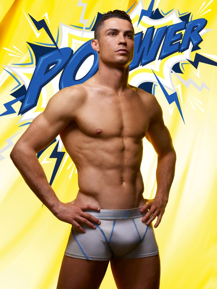 Cristiano Ronaldo has made a fortune from his own line of underwear
