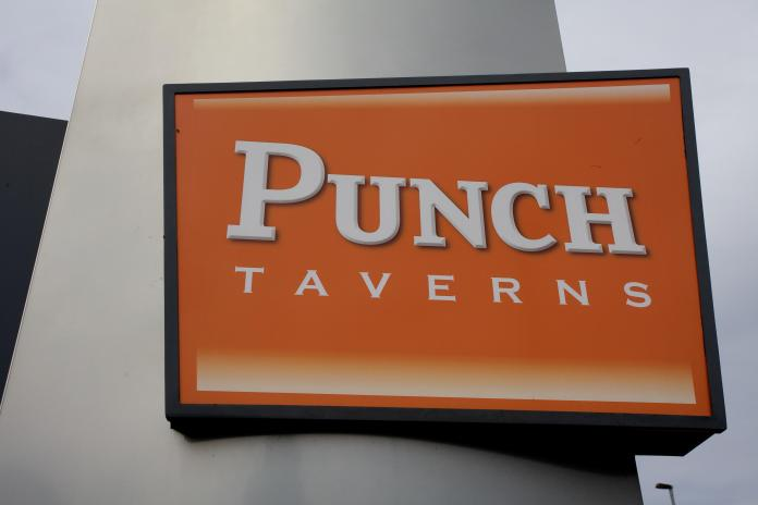 Punch Taverns has a search tool of ads online where you can find all the latest contact information