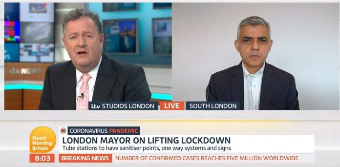 London mayor Sadiq Khan will not boycott the show