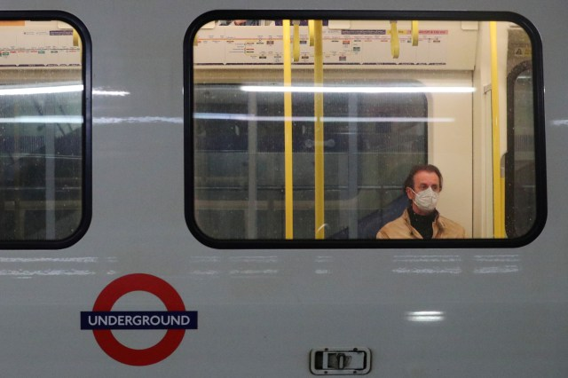 Masks must be worn on public transport from Monday