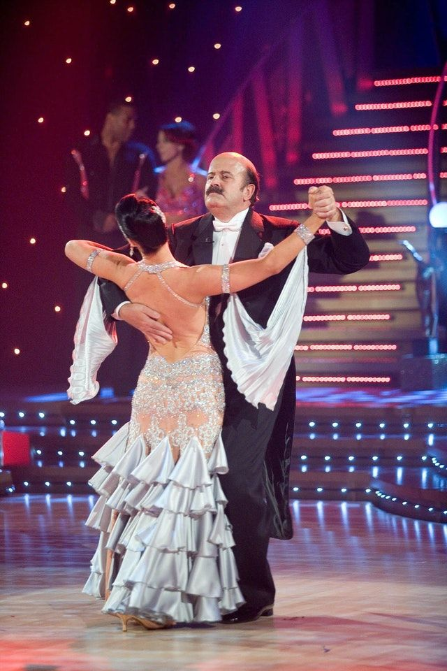 Thorne came 12th on 14th on Strictly Come Dancing