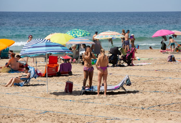 Safe transportation corridors will be in place after June 29 for destinations like Benidorm in Spain