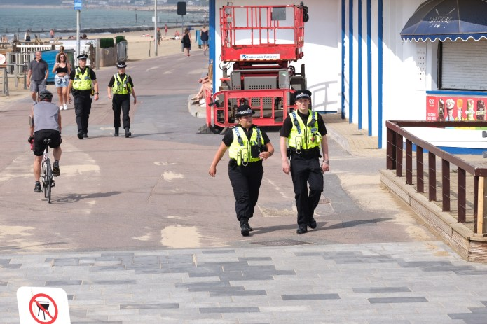Police chiefs warned British to take