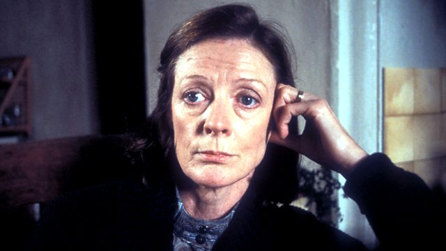 Dame Maggie Smith seen here in Bed Among The Lentils
