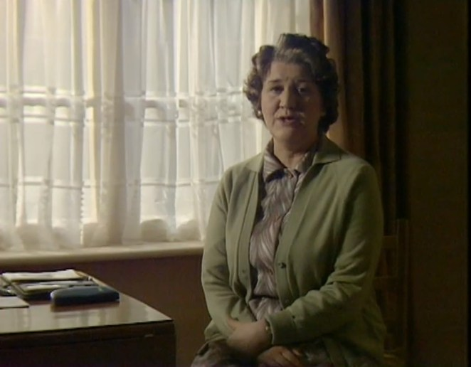 Patricia Routledge starred in A Lady Of Letters