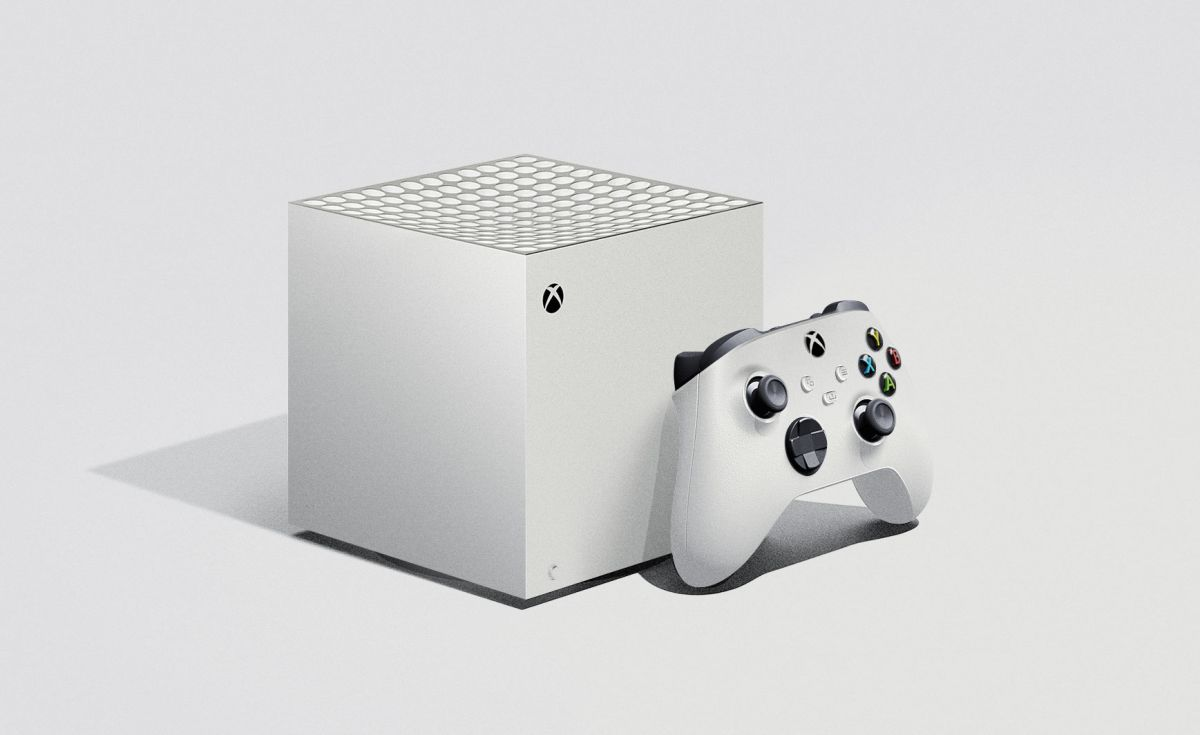 Fan render of the Xbox Series S, which will reportedly be smaller and cheaper than the Series X