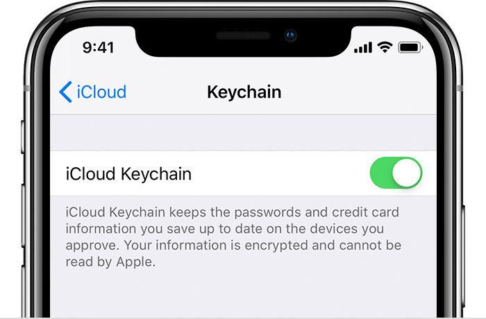 Setting up iCloud Keychain is an easy way to keep hackers out of your accounts