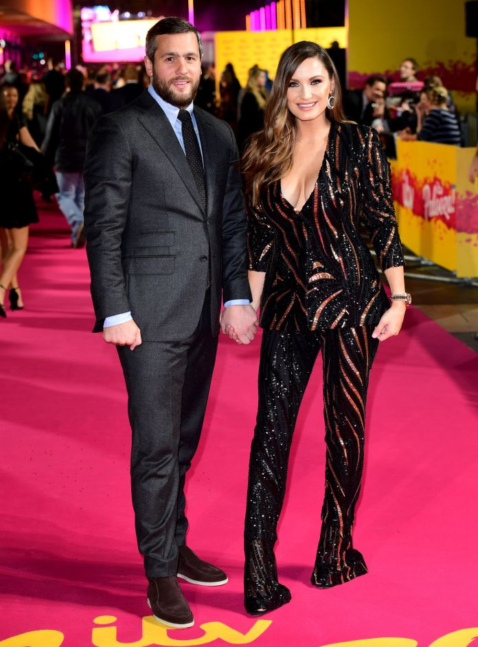 The couple at an ITV event at the Royal Festival Hall in London in 2018
