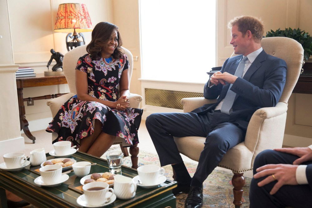 Prince William and Kate Middleton have a mix of modern and antique furniture in their home