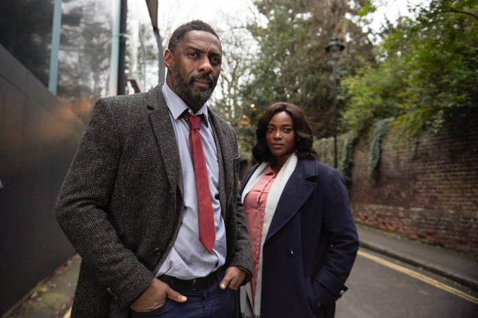Idris recently revealed his hopes for a Luther film