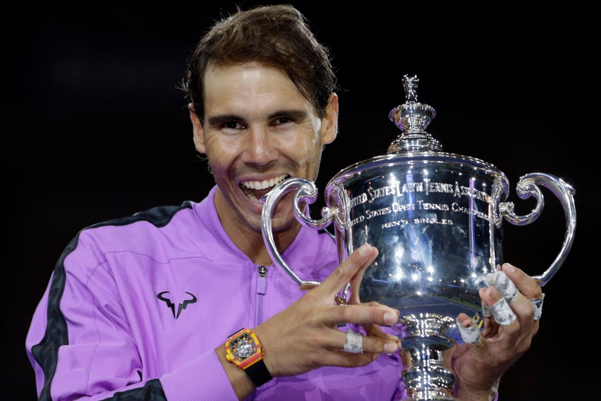 Nadal's US Open defence in doubt after confirming he will play Madrid Open