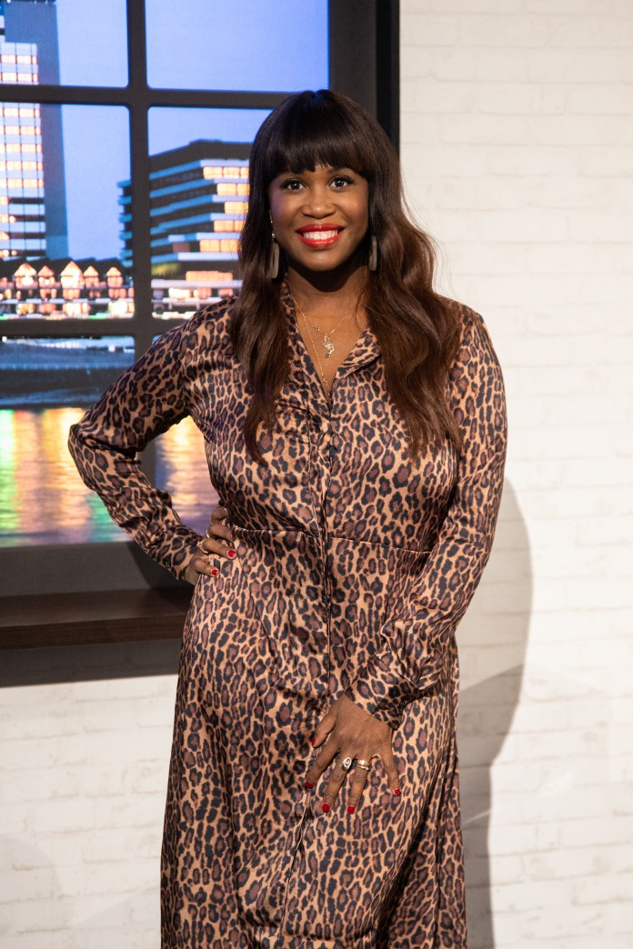 Motsi Mabuse participates in BBC1's Best Home Cook