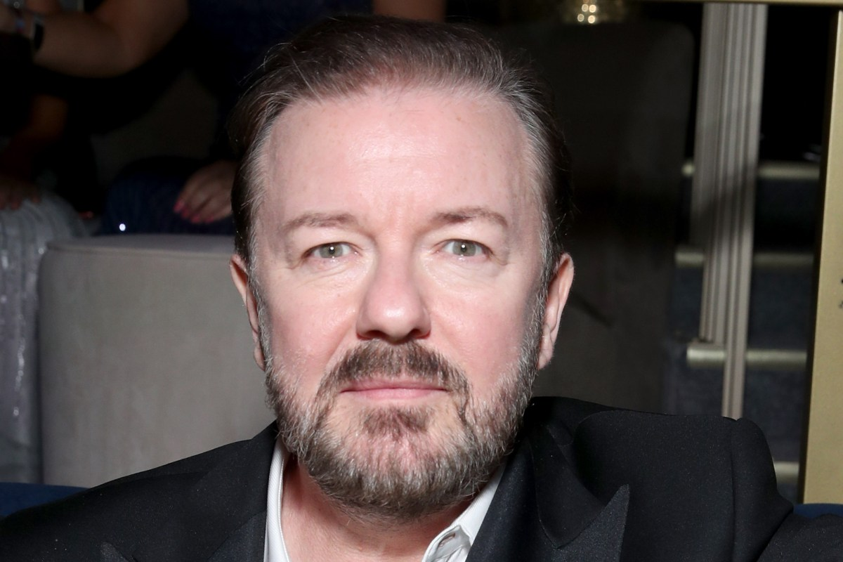 Ricky Gervais hits out at 'cancel culture' calling 'wokeness' a 'sort of facism'